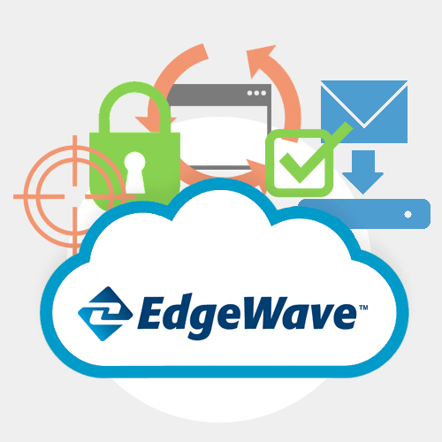 Edgewave ePrism Email Security Graphic