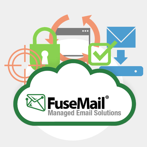FuseMail Email Management Graphic