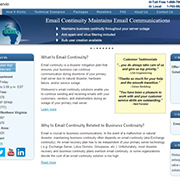 Message Continuity Website