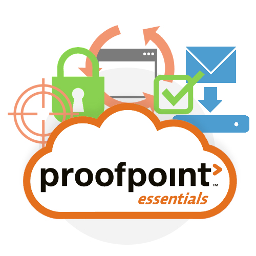 Proofpoint Essentials Email Protection Graphic